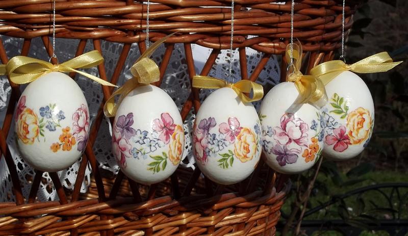œufs de Pâque