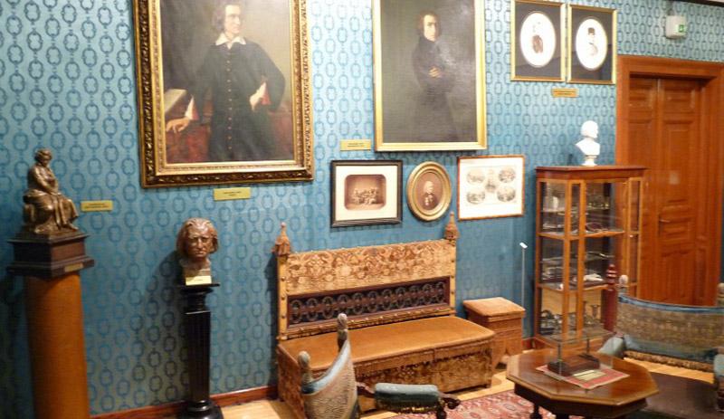 Appartement Franz Liszt