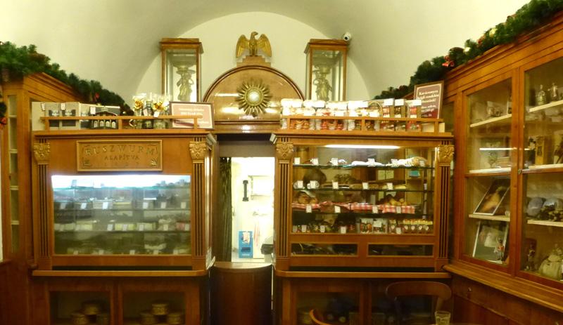 Café Ruszwurm au Château