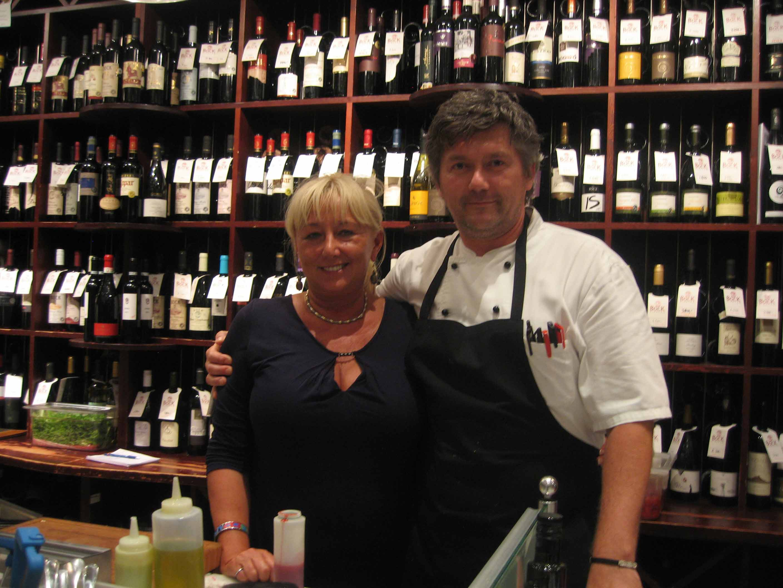 avec un des plus grands Chefs cuisiniers de Budapest : Zoltán DANO