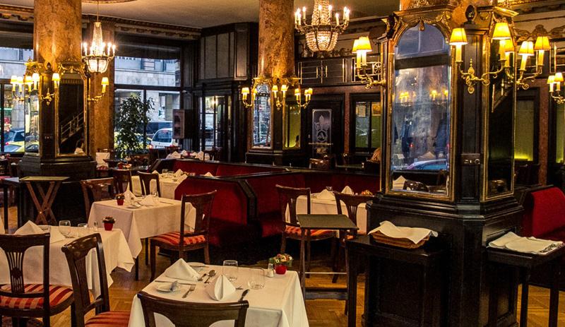 café-restaurant Hôtel Astoria
