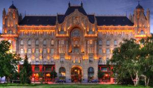 Hôtel Four Seasons / Gresham Palace