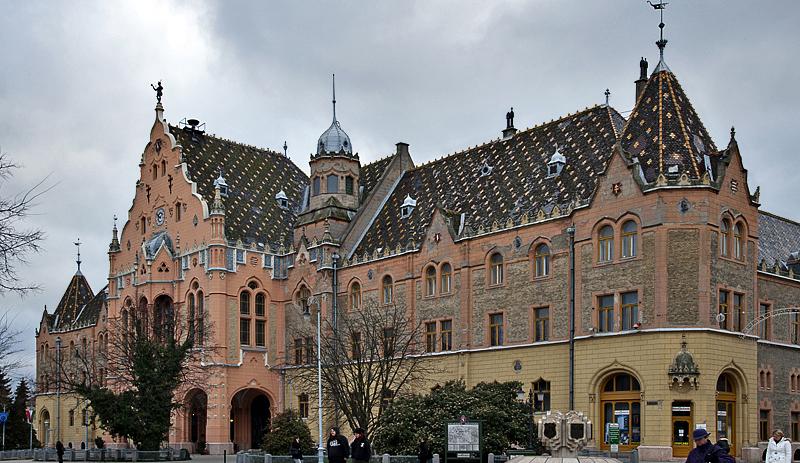 Kecskemét – mairie