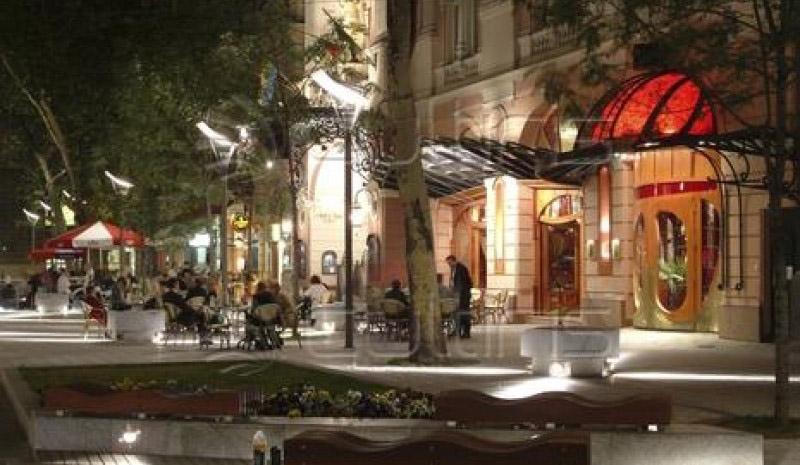 Le Broadway de Budapest