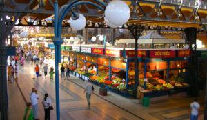 Le grand marché couvert