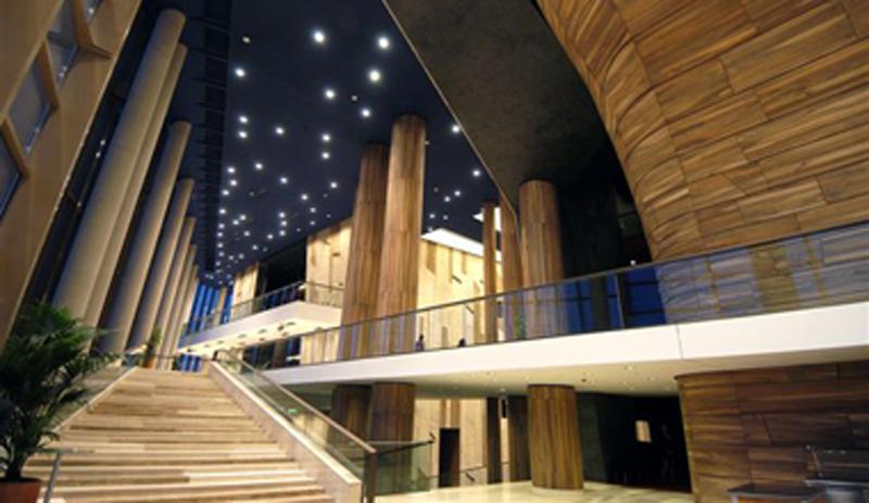 Palais des Arts de l'intérieur