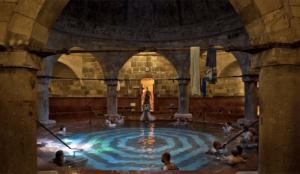 Rudas – bain turc