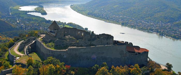 Visegrad coude de Danube