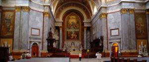 autel de la Basilique