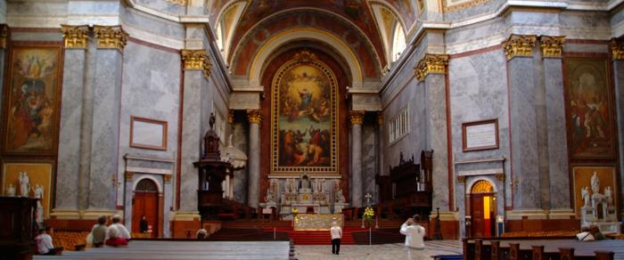 autel basilique esztergom
