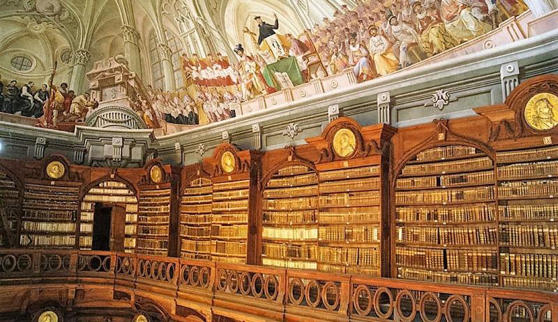 bibliothèque inaugurée en 1793