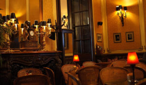 café Művész sur avenue Andrássy