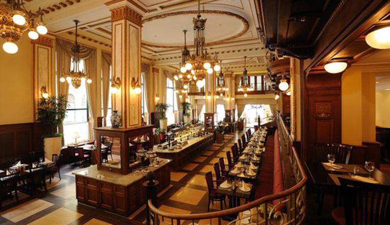 café Palace à l'hôtel Novotel