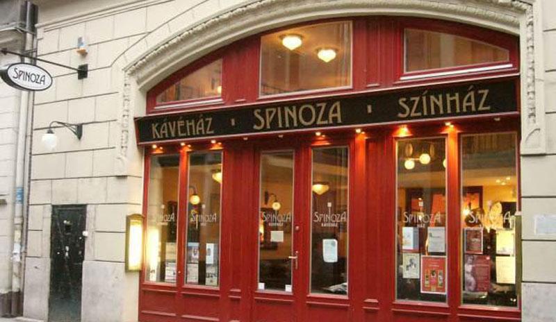 café-théâtre Spinoza