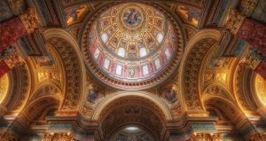 coupole de la Basilique St Etienne