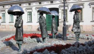 Sculpture Imre Varga