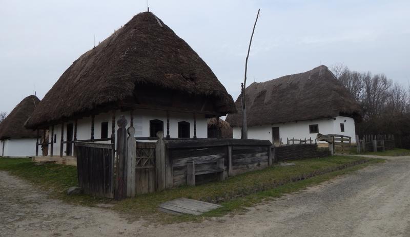 maisons de la puszta