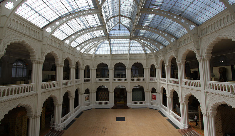 musée des Arts appliqués intérieur