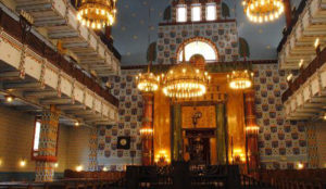 orthodoxe synagogue