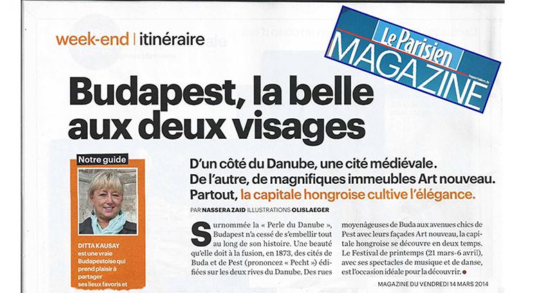 Le Parisien Magasine