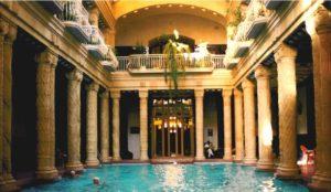 piscine Gellért