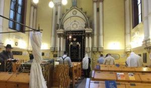 Synagogue Chevra Shas-Lubavitch