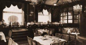restaurant Gundel autrefois