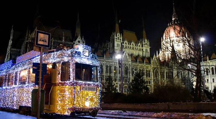 Noêl à Budapest