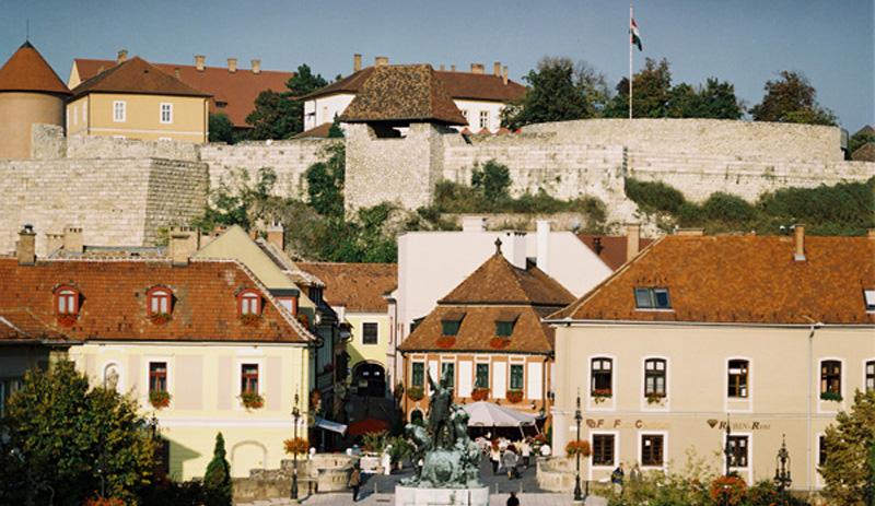 vue sur la fortification