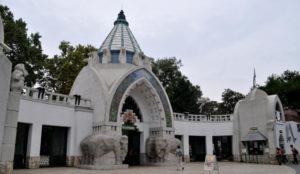 le zoo de Budapest
