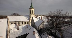 Szentendre en hiver