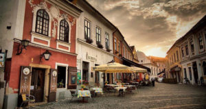 rue à Szentendre