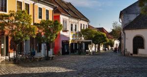 ruelle à Szentendre