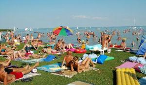plage publique