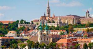 Buda vu du Danube