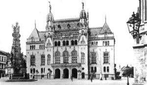 ancienne Ministère des Finances