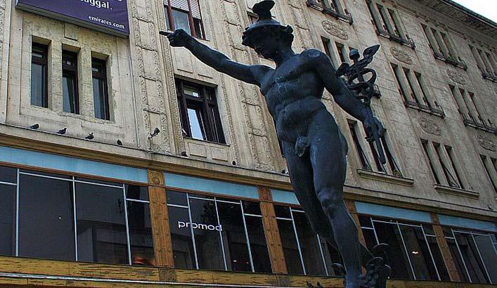 fontaine Hermès