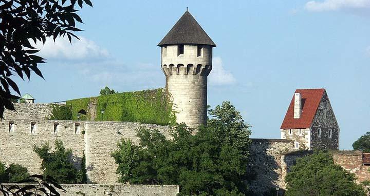 fortification du Château