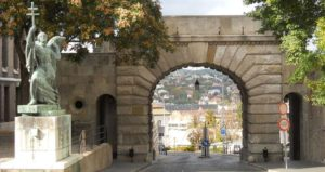 la porte de Vienne
