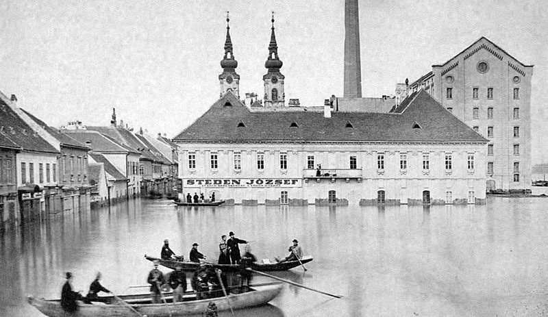 Inondation 1876