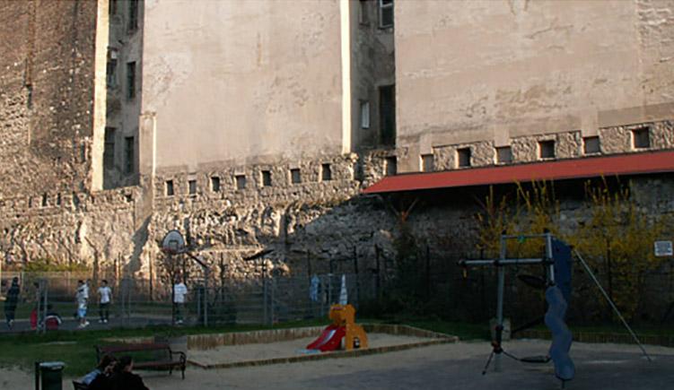 mur médiéval