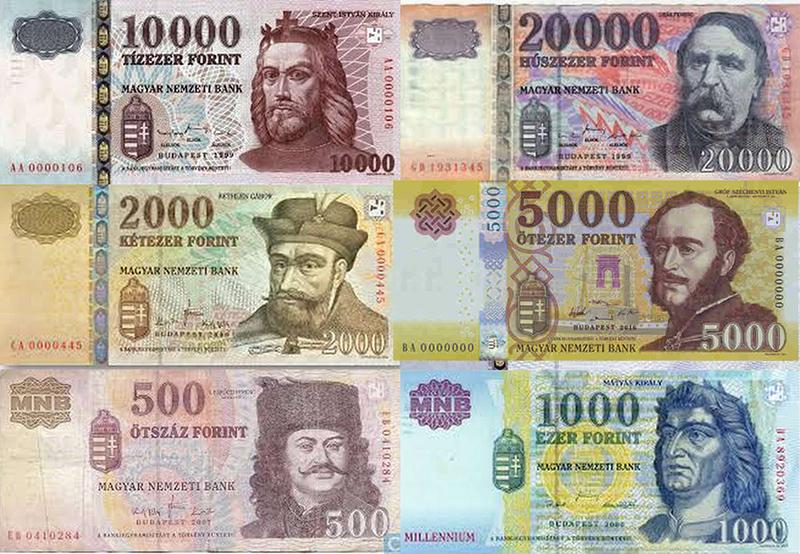Forint hongrois