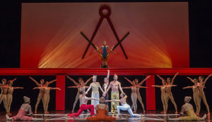 ballet de Béjart