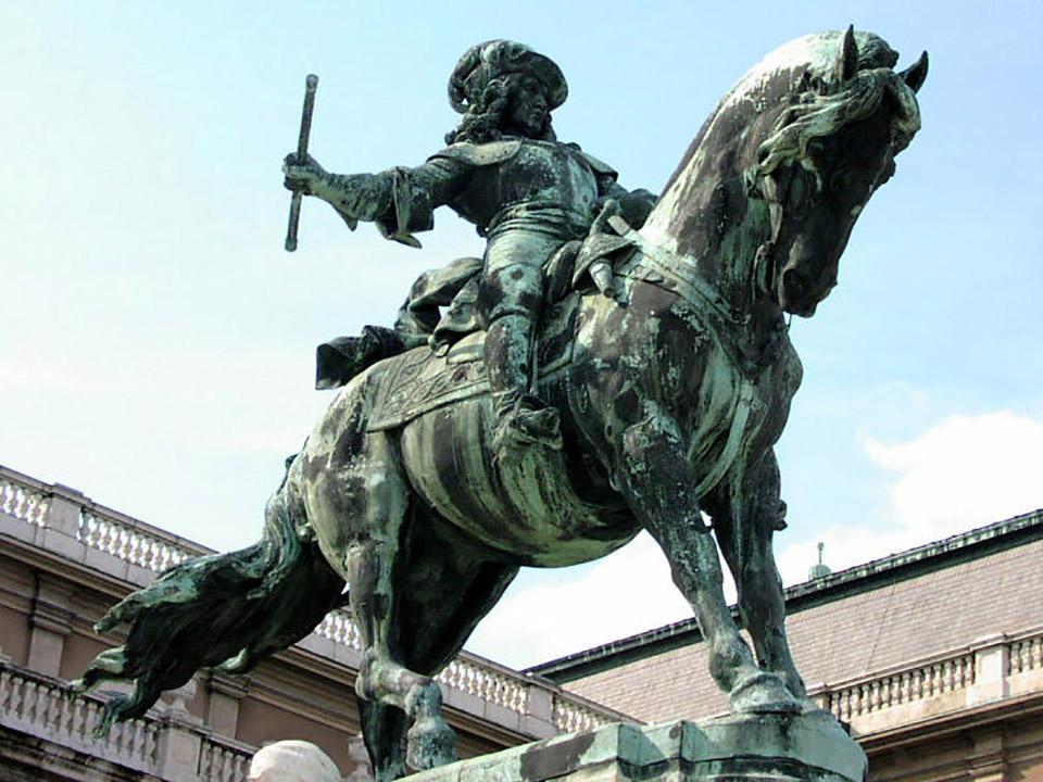 Le prince Eugène de Savoie