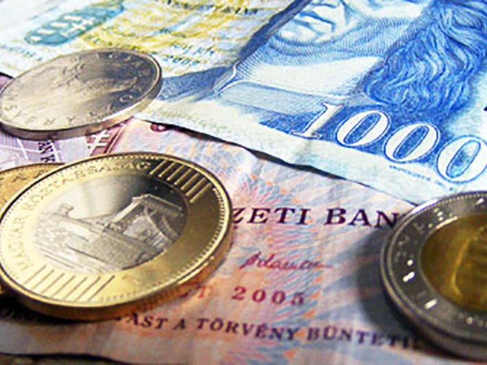 Forint - la monnaie hongroise