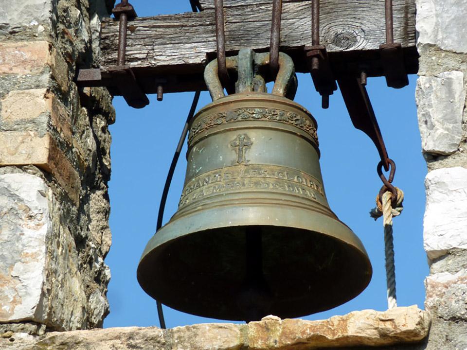 cloches des églises