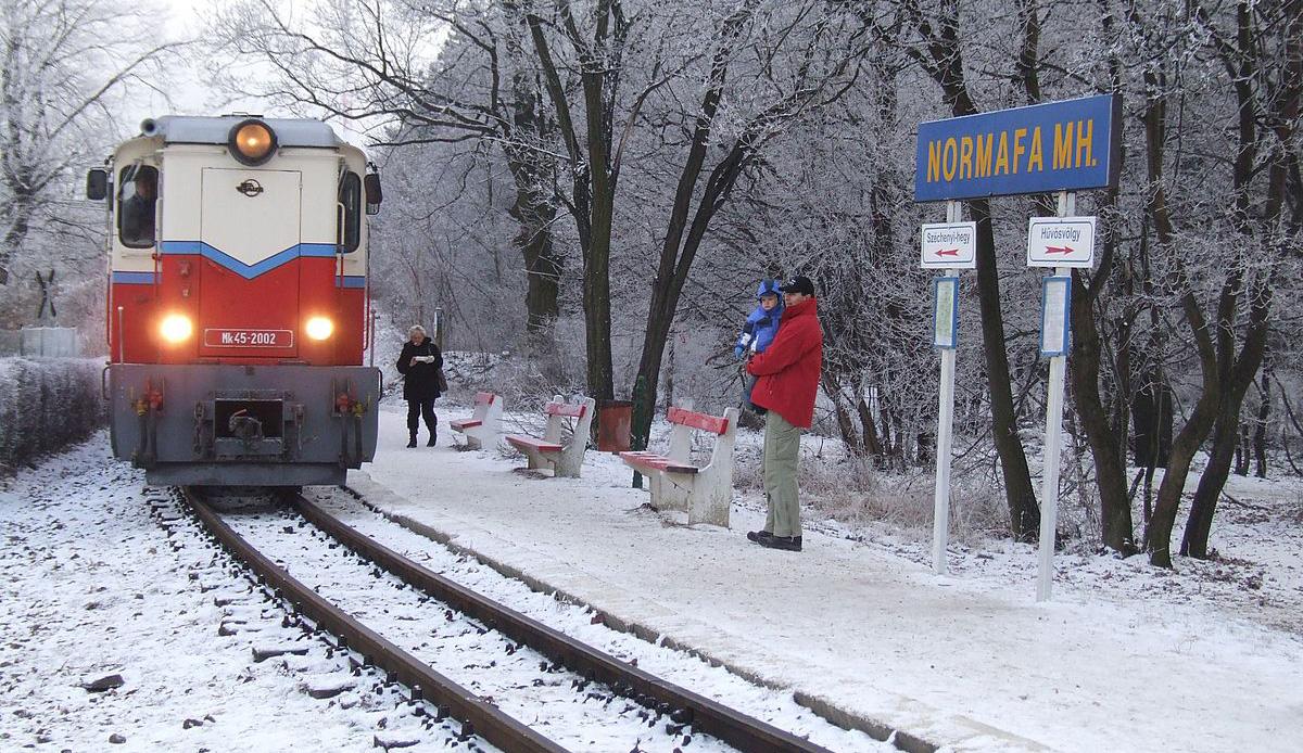 Normafa Budapest 02