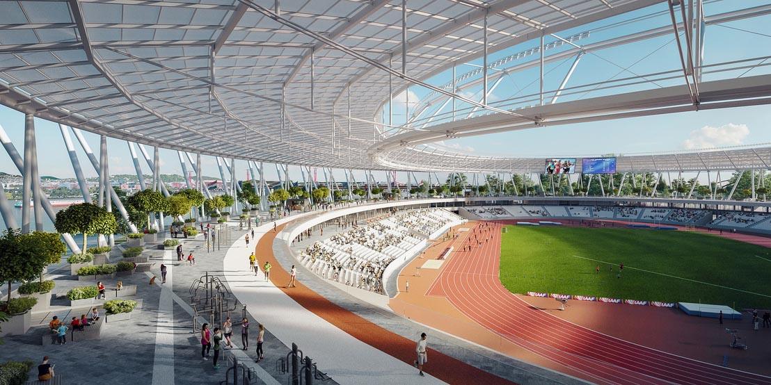 stade Athlétisme Budapest