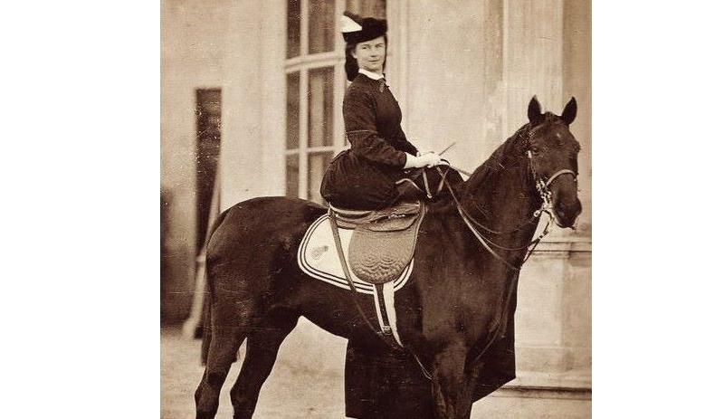Sissi en 1863
