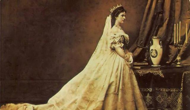 Sissi reine de la Hongrie